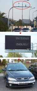 How hackers hack there way out of a speeding ticket.